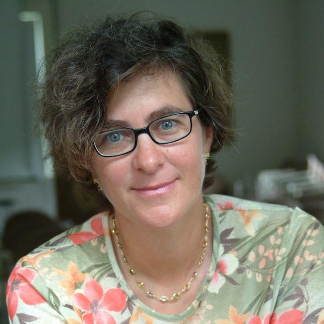 Headshot of Melissa Franklin