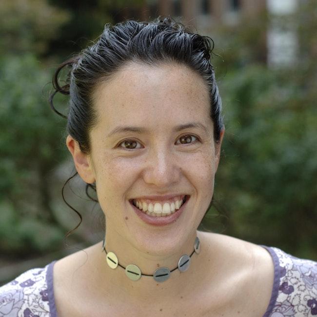 Headshot of Sarah Sze
