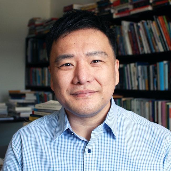 Portrait of Petrus Liu