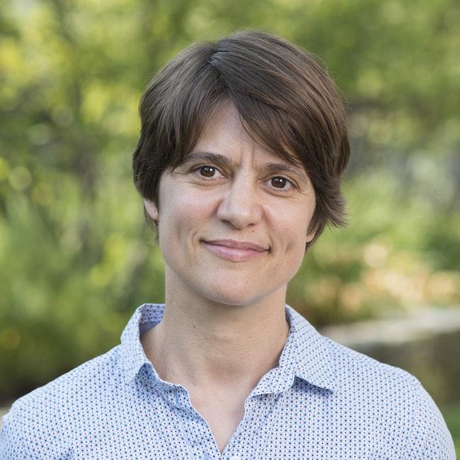 Headshot of Janina Wellmann