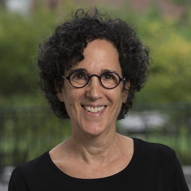 Headshot of Joanne Meyerowitz