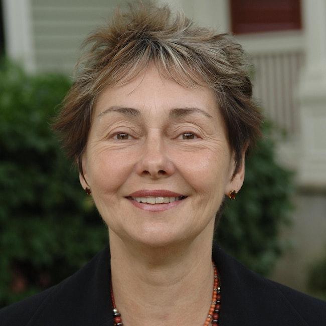Headshot of Nancy Scheper-Hughes