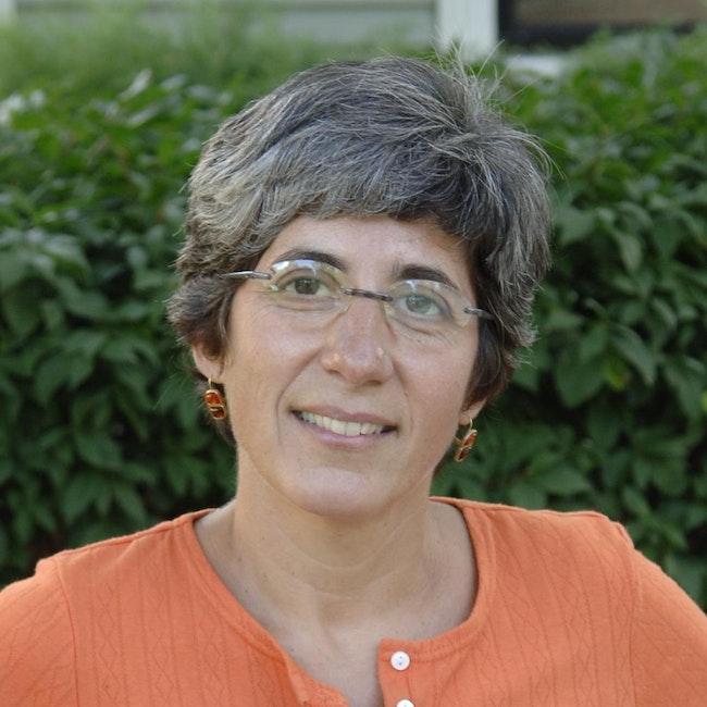 Headshot of Manuela Veloso
