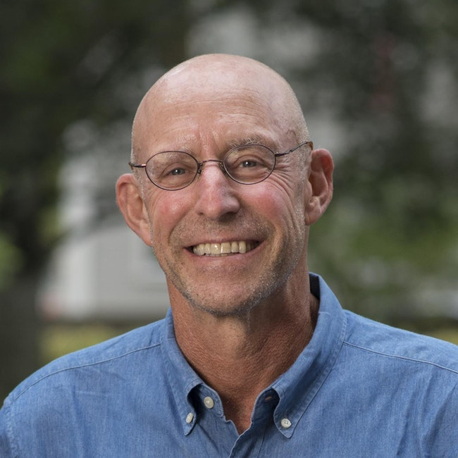 Headshot of Michael Pollan