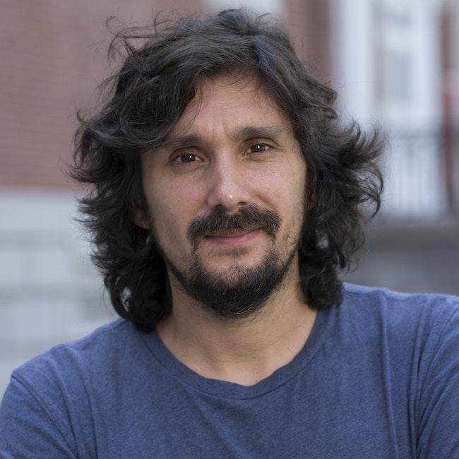Headshot of Lisandro Alonso