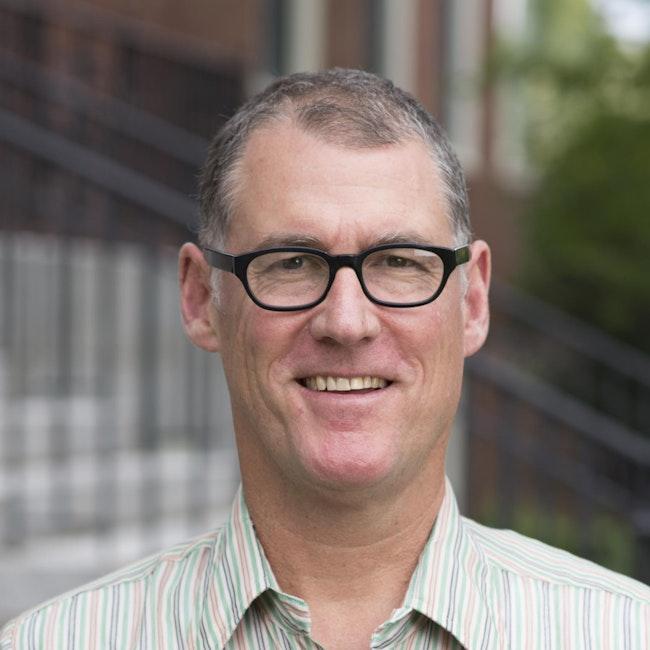 Headshot of Elliott Colla