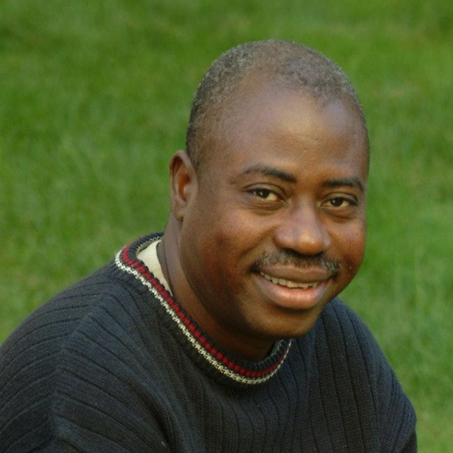 Headshot of Olabode Omojola