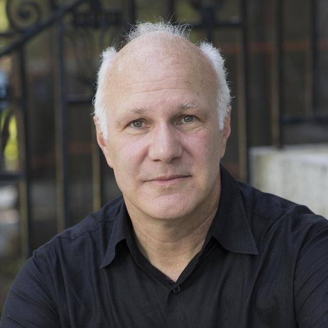 Headshot of Henri Cole