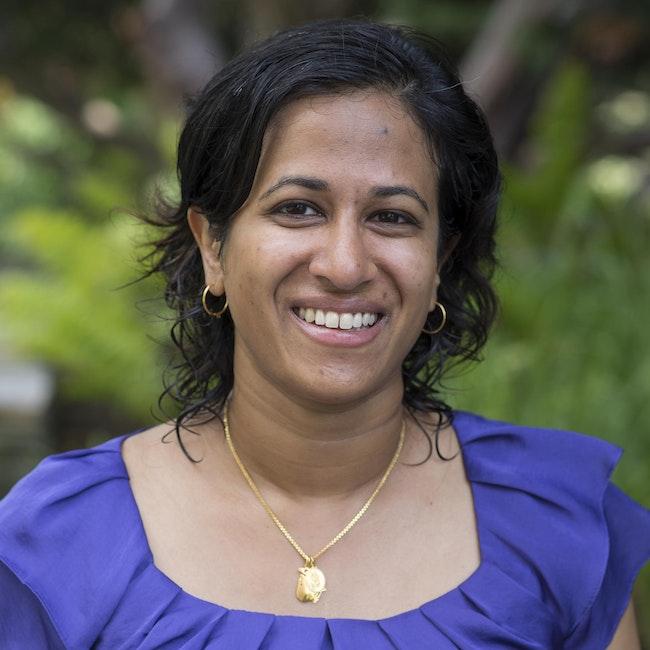 Headshot of V.V. Ganeshananthan
