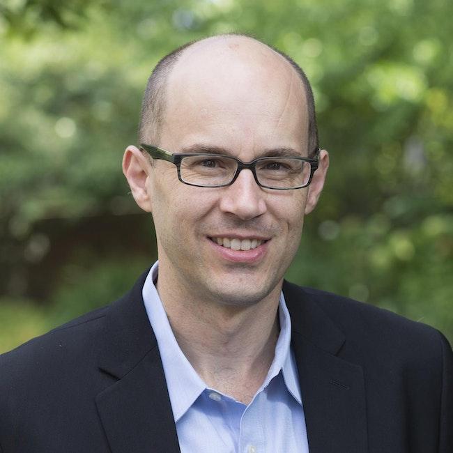 Headshot of Patrick Keating