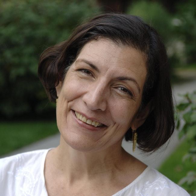 Headshot of Alma Guillermoprieto