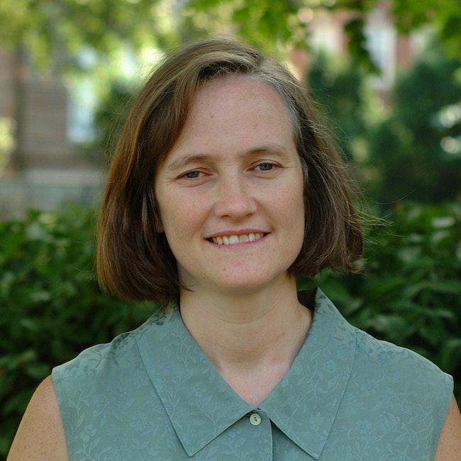 Headshot of Susan Pedersen