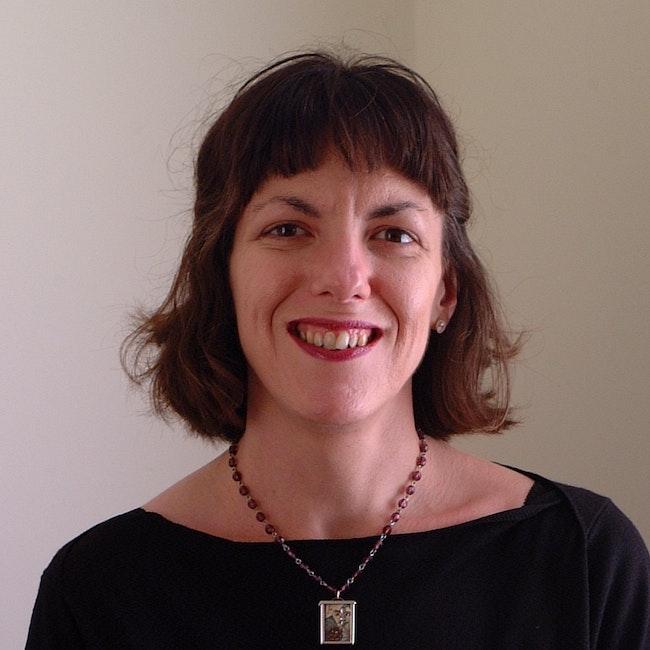 Headshot of Caridad Svich