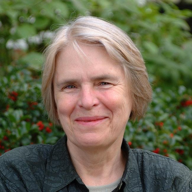Headshot of Ellen Widmer