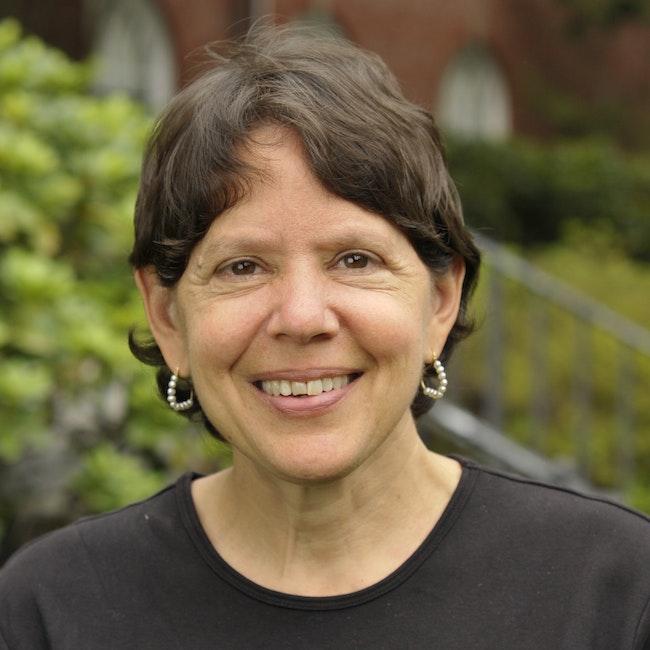 Headshot of Jane Waldfogel