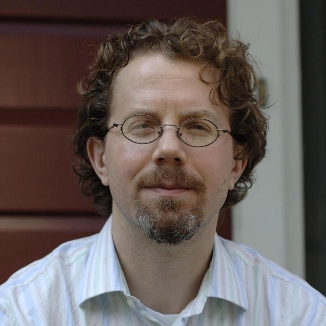 Headshot of Dmitri Tymoczko