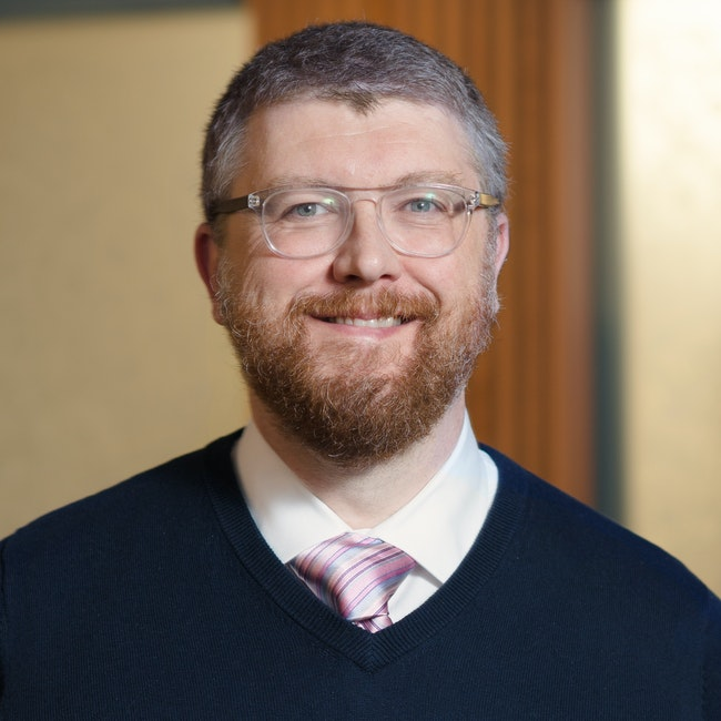 Headshot of Matthew Guerrieri