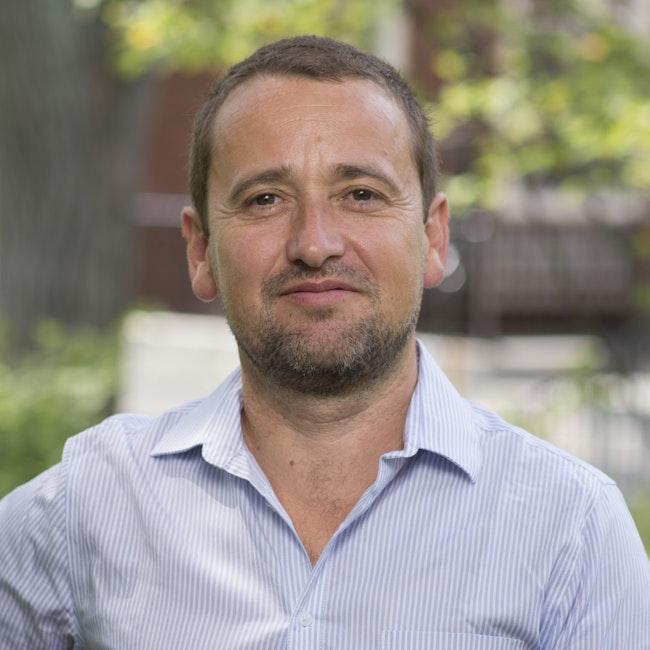 Headshot of Thomas Lenormand