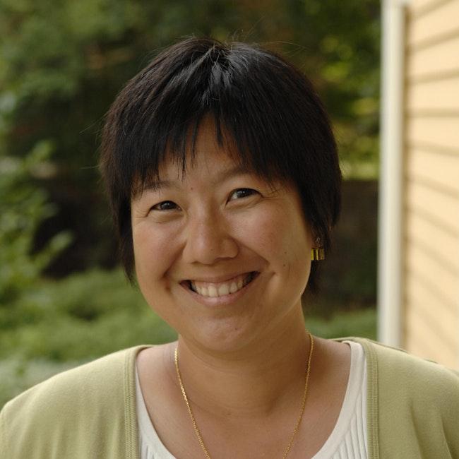 Headshot of Elaine Chew
