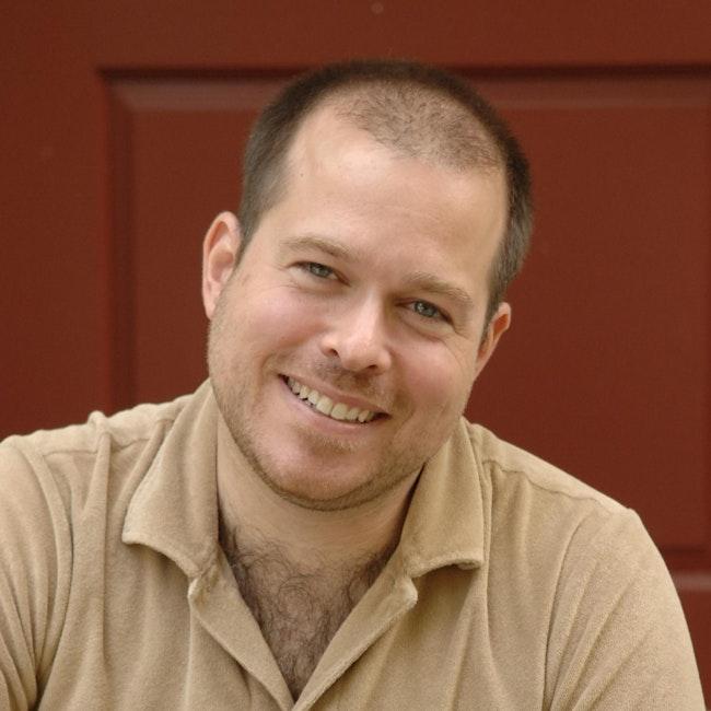 Headshot of Chris Csikszentmihályi