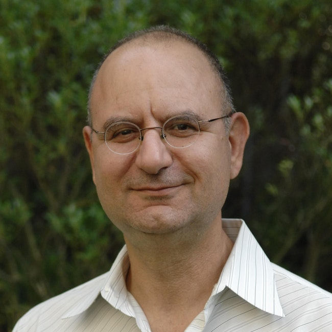 Headshot of Beshara Doumani