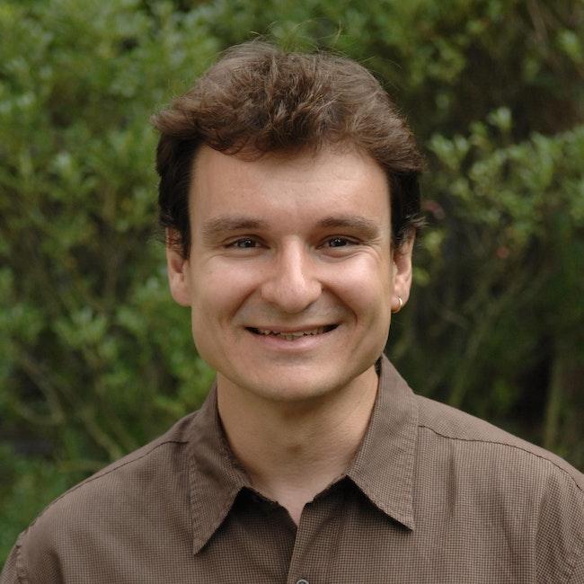 Headshot of Alexandre R. J. François