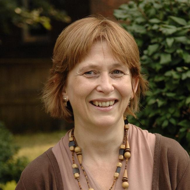 Headshot of Hilde Heynen