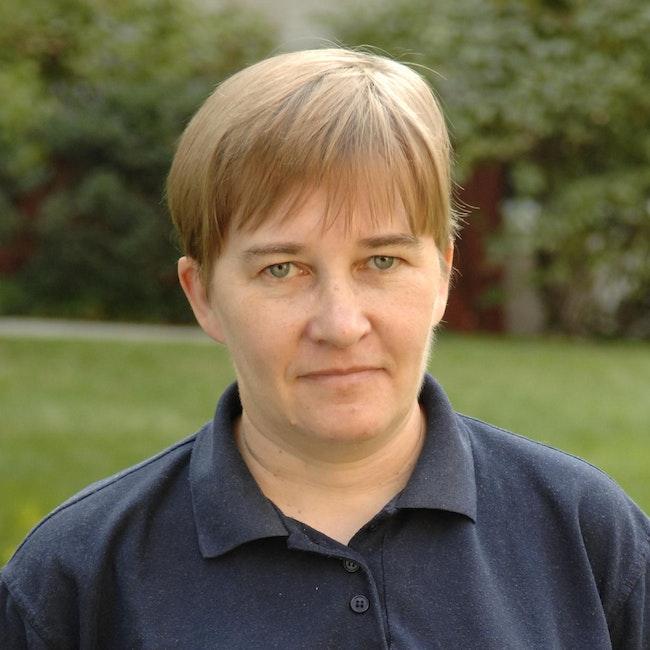 Headshot of Liisa Holm