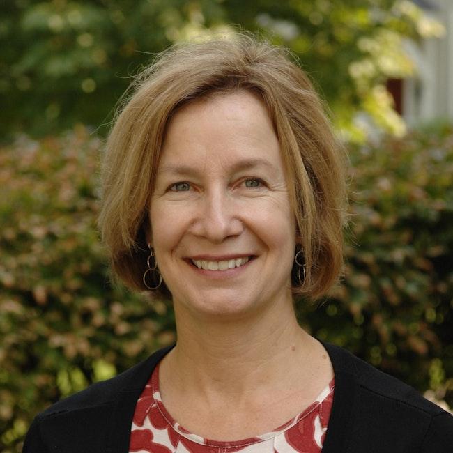 Headshot of Catherine Lutz