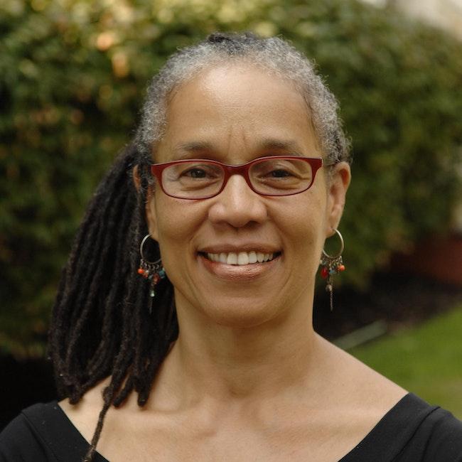 Headshot of Jacqui Malone