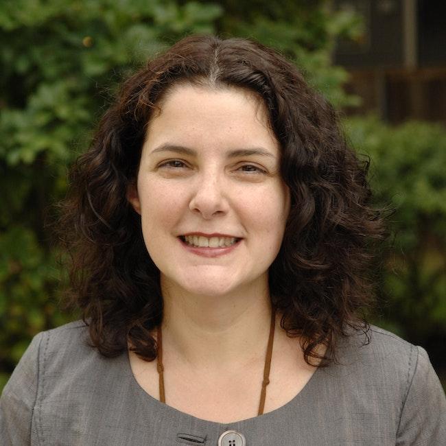 Headshot of Maria E. Orive
