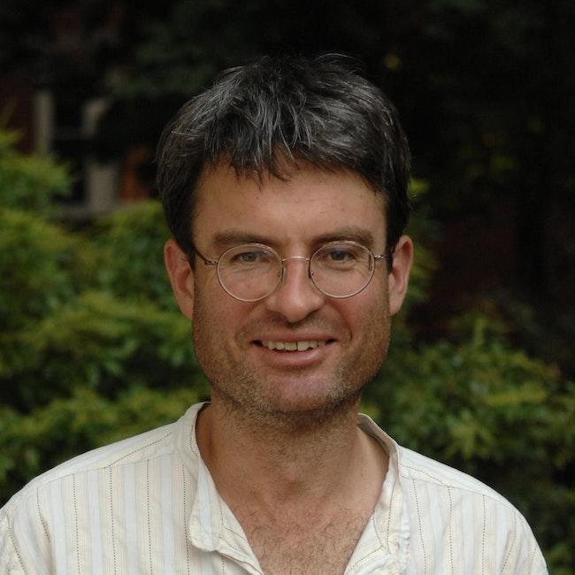 Headshot of Tim Rood