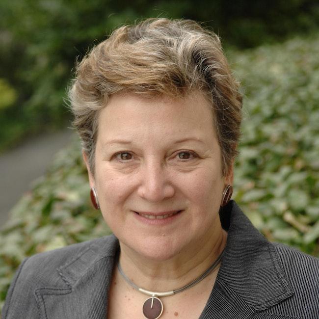 Headshot of Kay Kaufman Shelemay