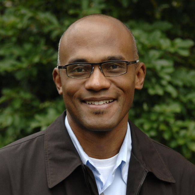 Headshot of Martin Summers