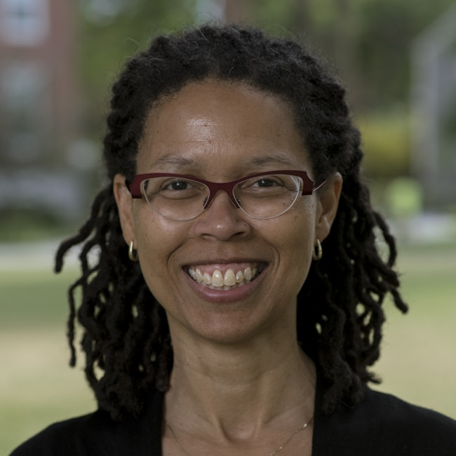 Headshot of Evie Shockley
