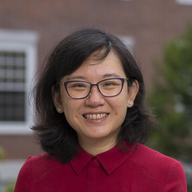 Headshot of Wendy Gan