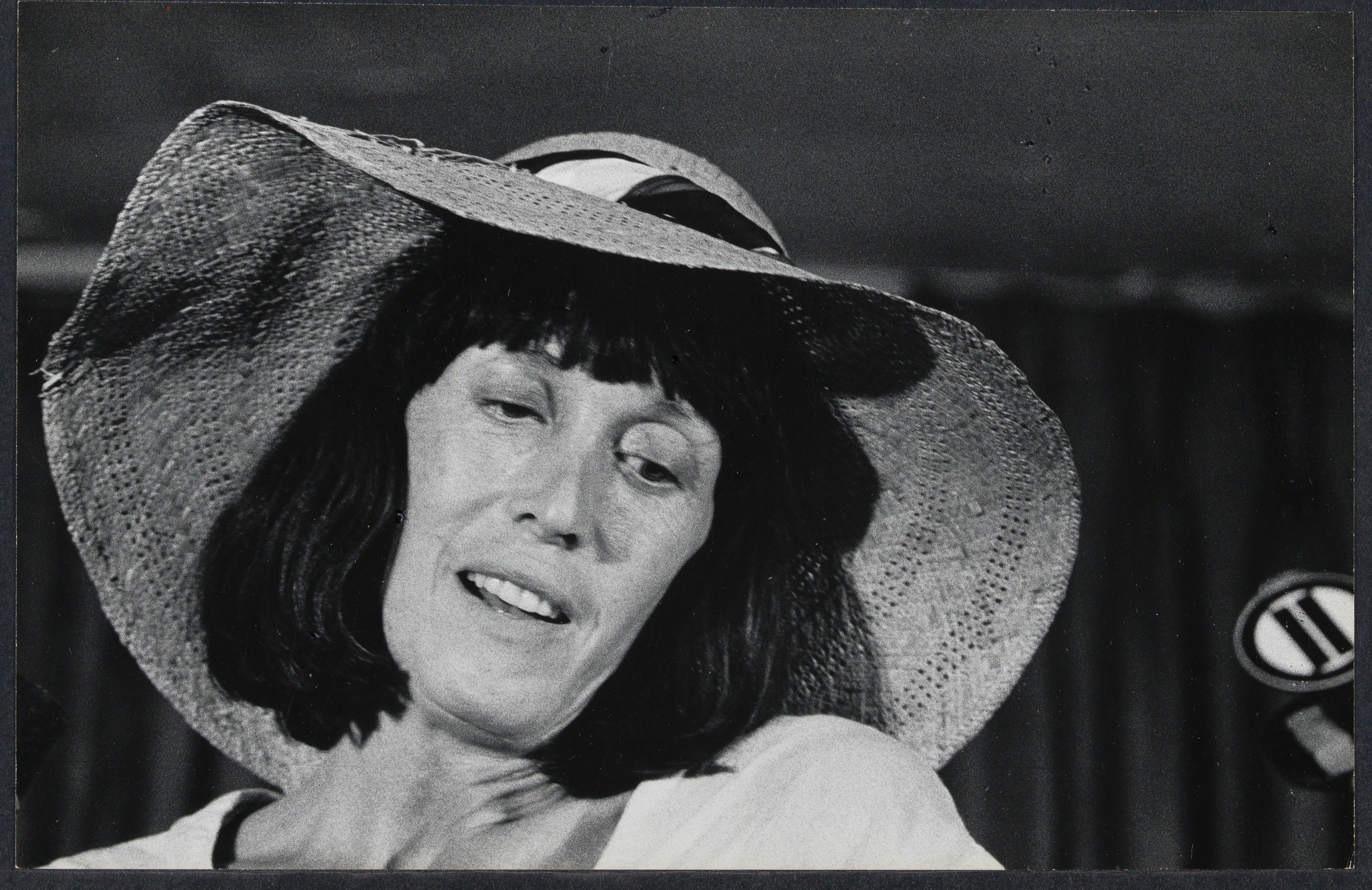 Margo St. James, President of the San Francisco Prostitute Union