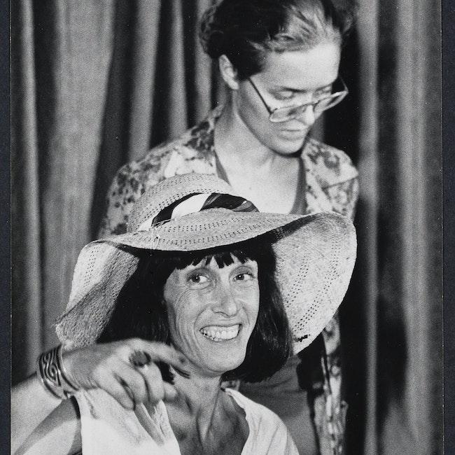 Margo St. James and Nancy Bormon