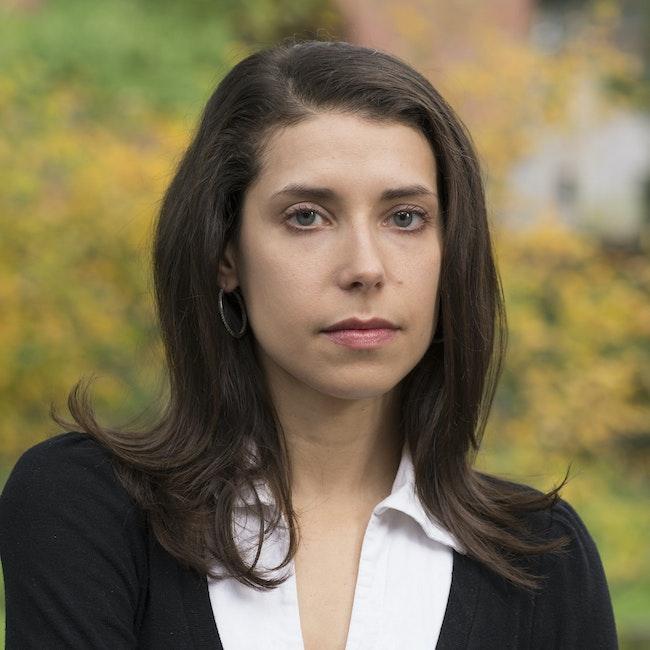 Headshot of Deirdre Bloome
