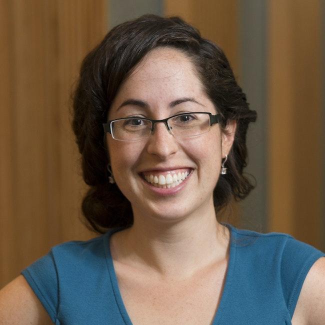 Headshot of Abigail Friedman