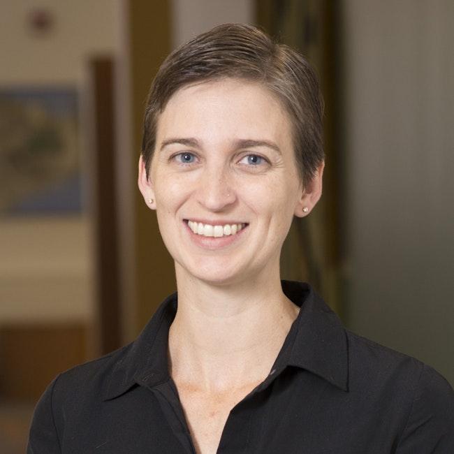 Headshot of Sarah Pinto
