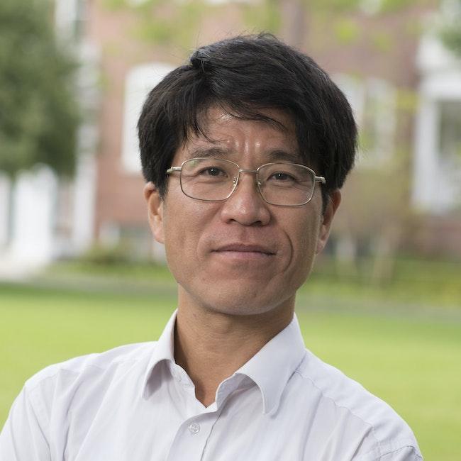 Headshot of Tadashi Tokieda
