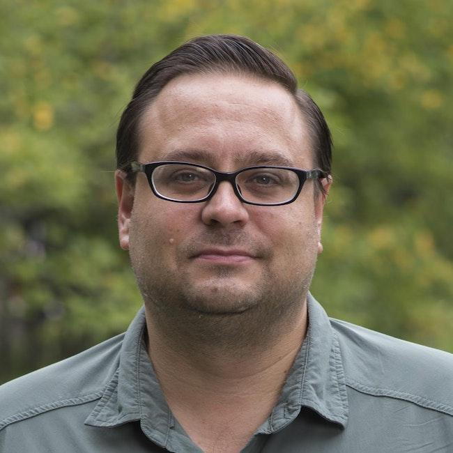 Headshot of William Hurst