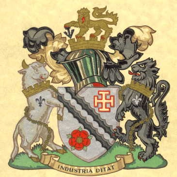 Radcliffe Family Coat Of Arms