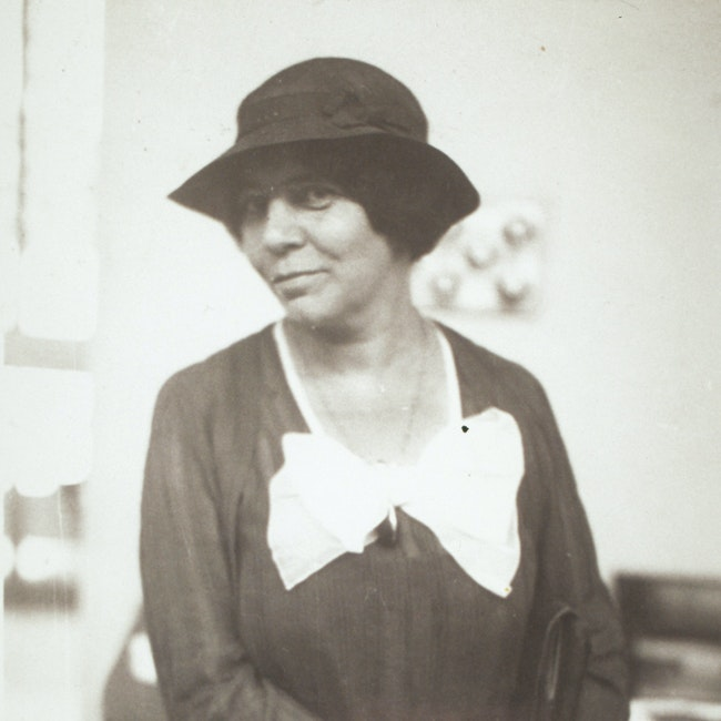 Portrait of Alice Paul