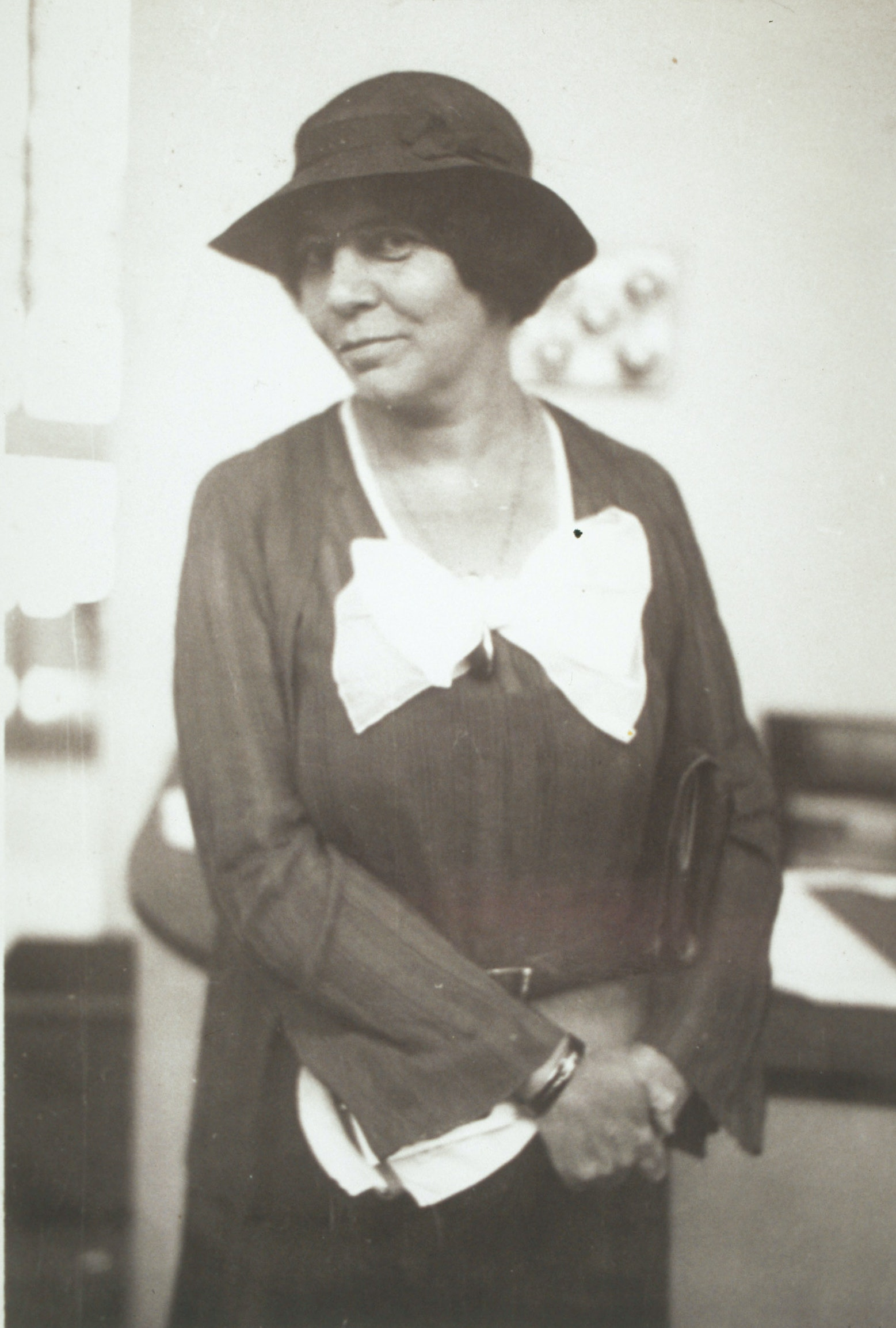 Portrait of Alice Paul