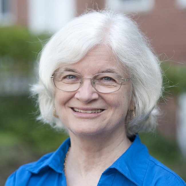 Headshot of Nancy Lynch