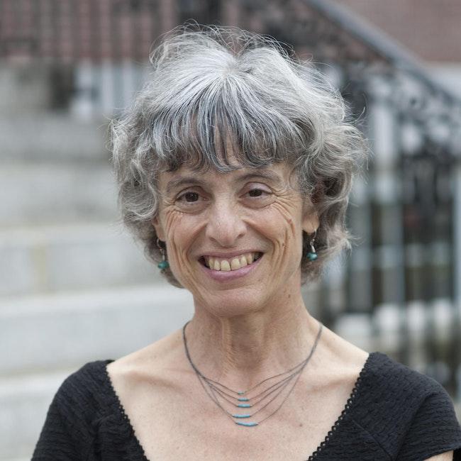 Headshot of Ruth Milkman
