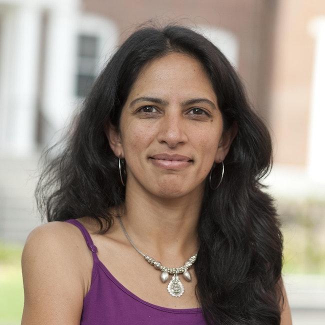 Headshot of Radhika Nagpal