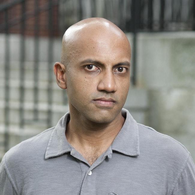 Headshot of Rajesh Parameswaran